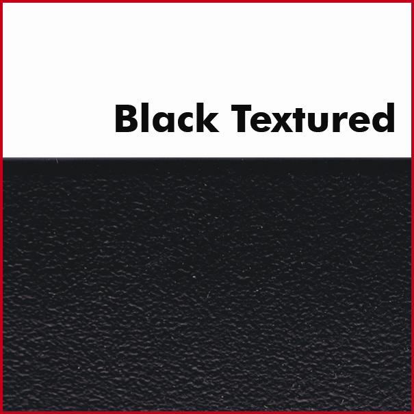 Black Textured Melamine Faced MDF Cut To Size