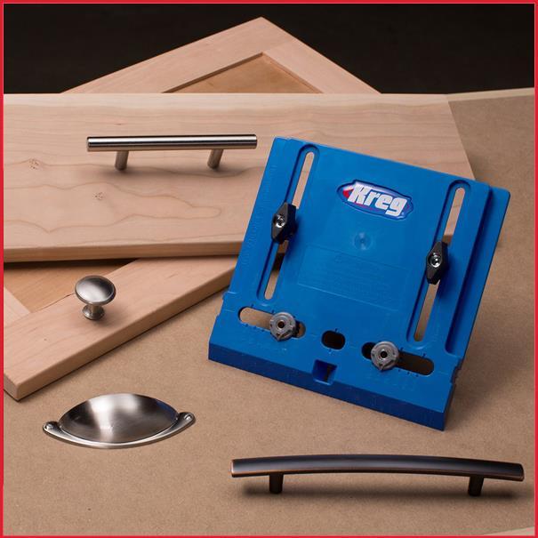 kreg cabinet hardware jig khi pull 436839 rh slhardwoods co uk