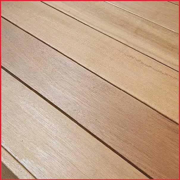 Smooth yellow balau hardwood decking for Hardwood decking supply
