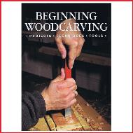 Beginning Woodcarving Book
