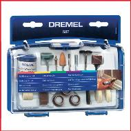 Dremel 687 Multipurpose Rotary Accessory Set