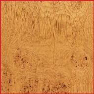 Oak Euro Pippy Square Edge Sawn Board