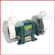 "Record Power RSBG6 6"" Bench Grinder with 40mm Whitestone"