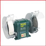 "Record Power RSBG8 8"" Bench Grinder with 40mm Whitestone"