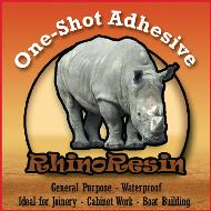 RhinoResin One Shot Adhesive