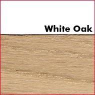 White Oak Unglued Wood Edging 2mm Thick