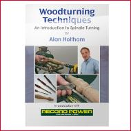 Woodturning Techniques DVD Spindle Turning