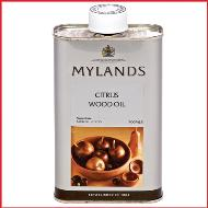 Mylands Citrus Wood Oil