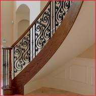 Pre Glued Flexible Stair Case Stringer