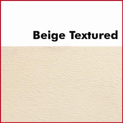 Beige Textured Pre Glued Plastic Edging