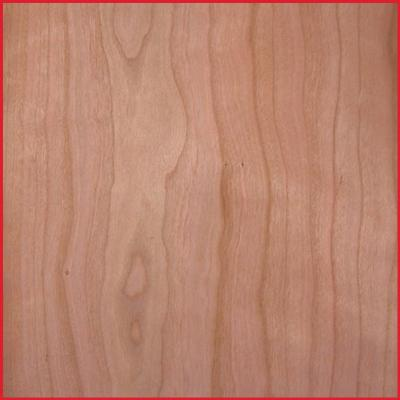 Cherry MDF Half Sheet Lipped 2 Long Edges