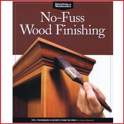 No Fuss Wood Finishing
