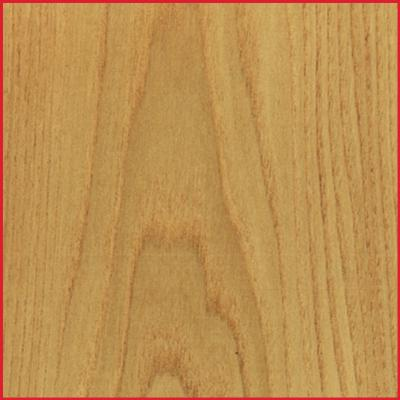 Oak Crown Cut MDF Half Sheet Lipped 2 Long Edges