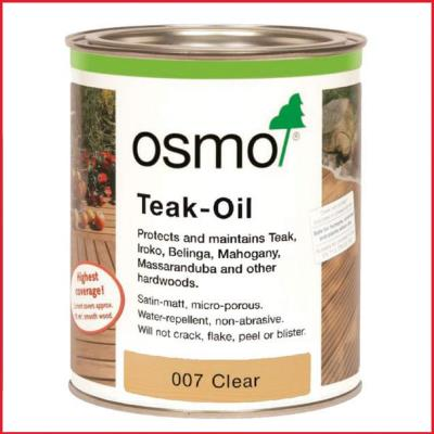 Osmo Decking Oil 007 - Teak