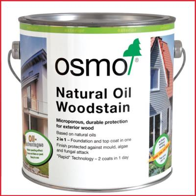 Osmo Natural Oil Woodstain Pearl Grey 906