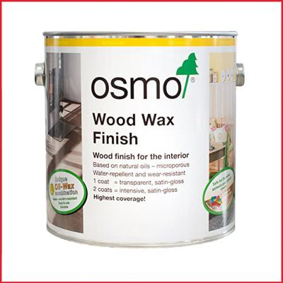 Osmo Wood Wax Finish - Intensive Colours