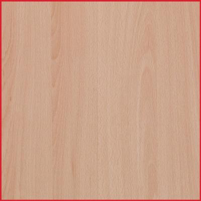 Steamed Beech MDF Half Sheet Lipped 2 Long Edges