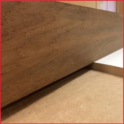 Burmese Teak Planed All Round Plank No. 7