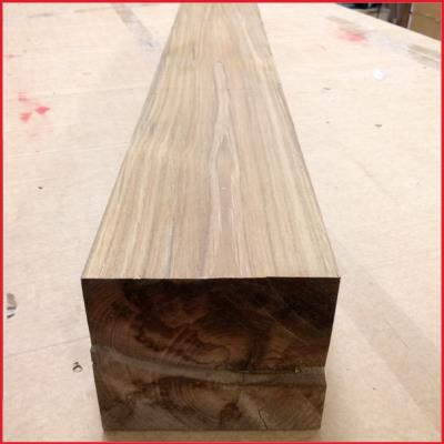 Burmese Teak Planed All Round Plank No. 8