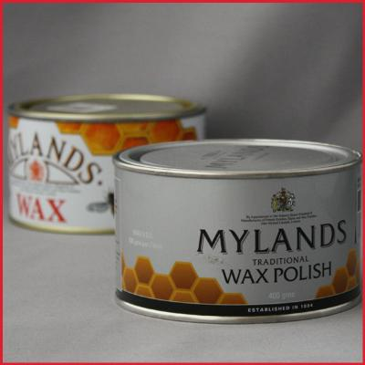 Mylands Traditional Wax Polish (400g)