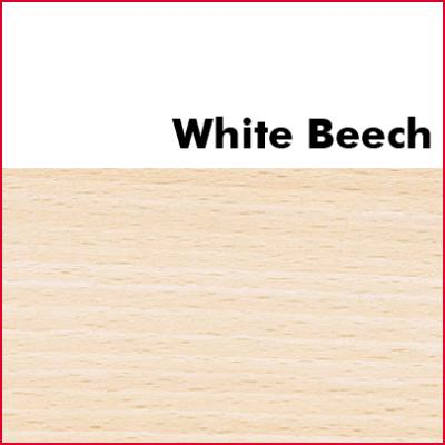 White Beech Pre Glued Wood Edging 2mm Thick