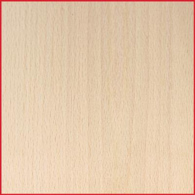 White Beech MDF Half Sheet Lipped 2 Long Edges