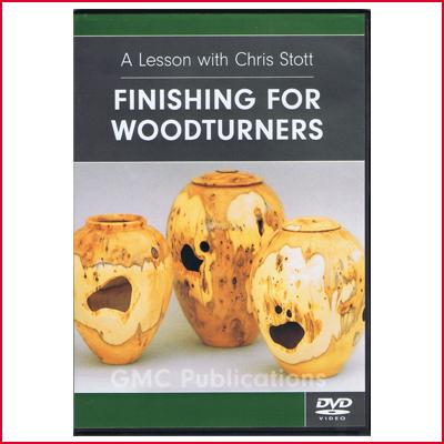 Finishing For Woodturners DVD