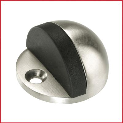 Half Moon Floor Mounted Door Stop