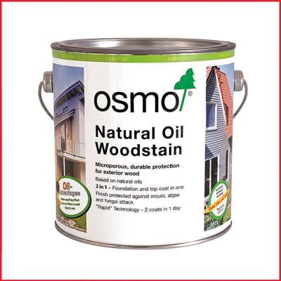Osmo Natural Oil Woodstain Clear Matt 701