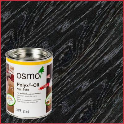 Osmo Polyx Hardwax Oil Tints 3075 - Black