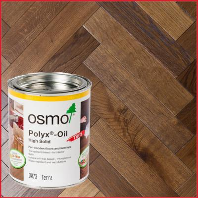 Osmo Polyx Hardwax Oil Tints 3073 - Terra