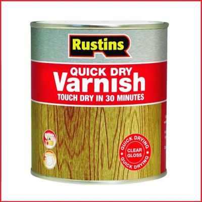 Rustins Clear Quick Dry Varnish