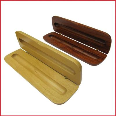 Planet Plus Single Wooden Pen Case