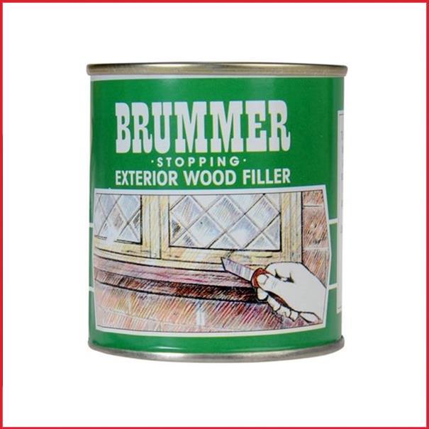 Brummer Exterior Wood Filler