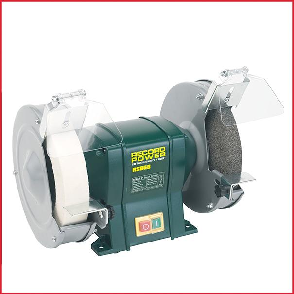 Record power bench grinder 28 images record power rsbg6 6 inch bench grinder bedford saw for Priele italian design bathrooms