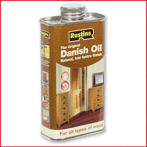 how to apply danish oil finish