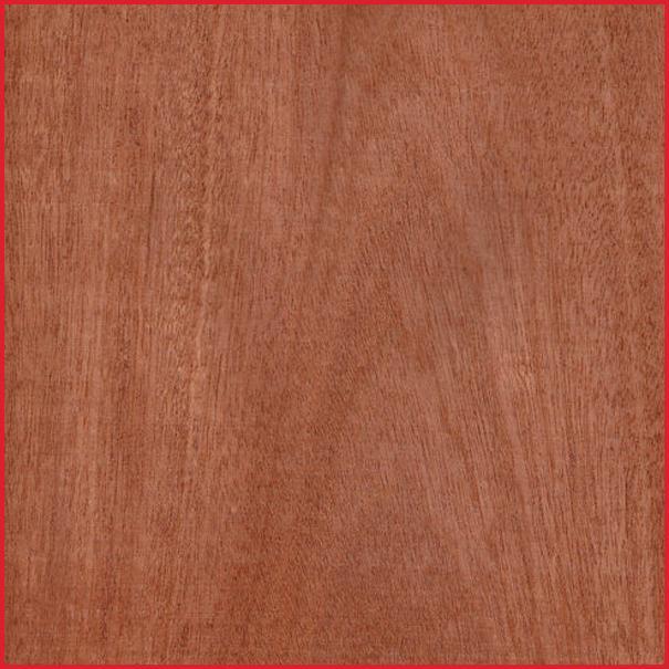 Sapele Crown Cut Plywood Mr Veneered 1 Side Only