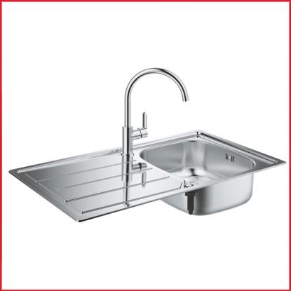 Tap and Sink Set